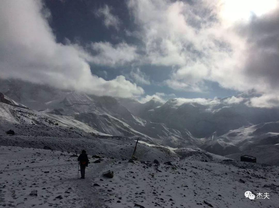 ACT徒步:穿越5416米的驼龙垭口(IV)