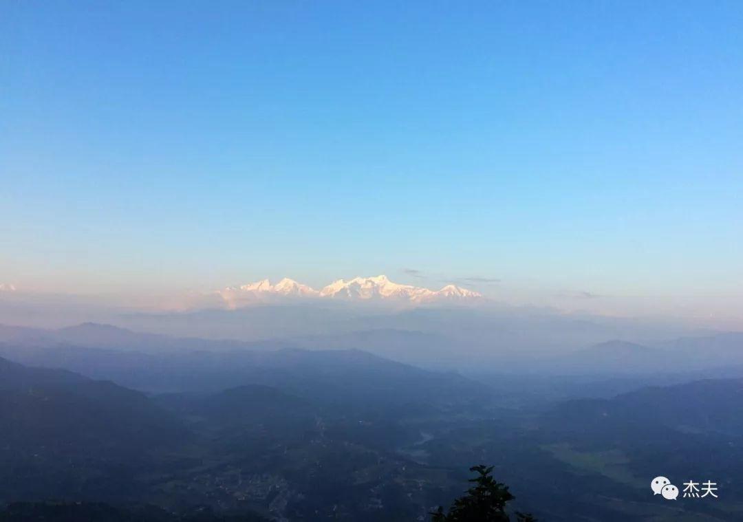 尼泊尔世外桃源般的小镇:本迪布尔